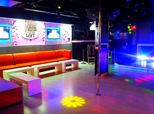 מקומות ללילה למסיבות במרכז