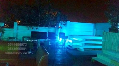 איפה להשכיר מועדון עם גג למסיבות תל אביב